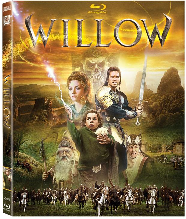 Il packshot di Willow