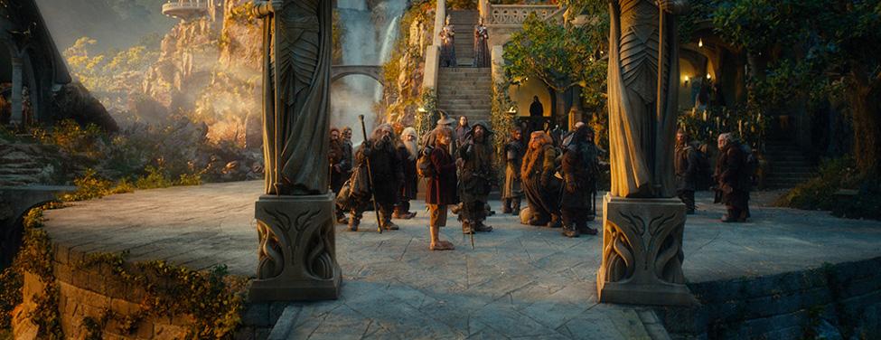 Lo Hobbit HFR