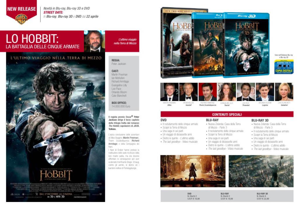 Lo Hobbit release video 1