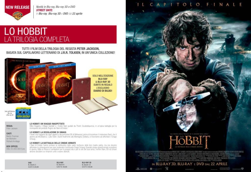 Lo Hobbit release video 2
