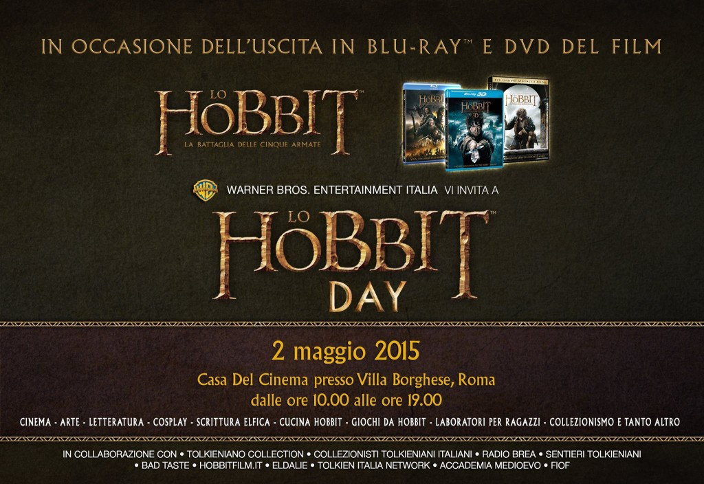 Lo Hobbit Day