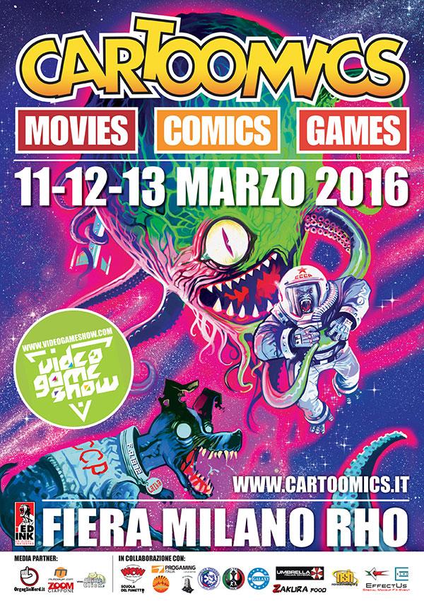 CARTOOMICS-2016