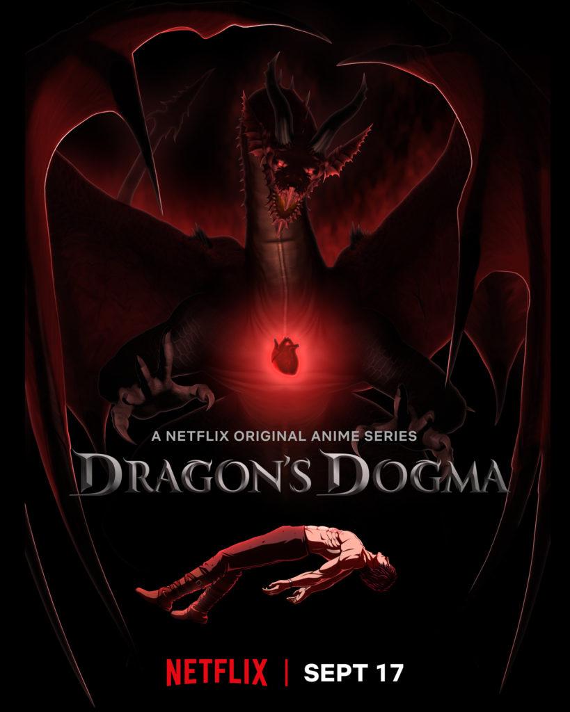 La locandina di Dragon's Dogma