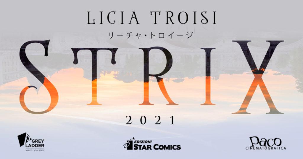 Strix di Licia Troisi