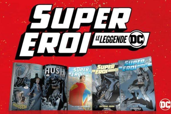 Supereroi - Le Leggende DC