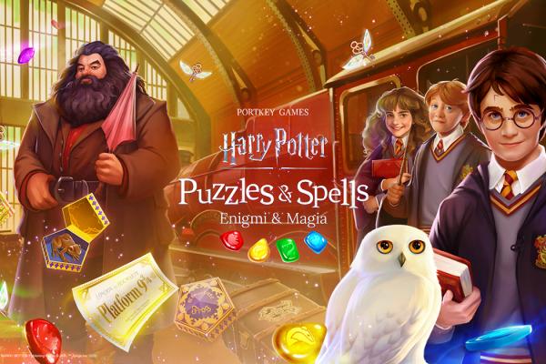 Harry Potter Enigmi e Magia